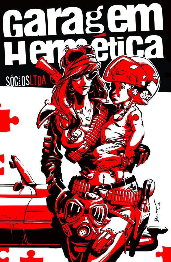 Garagem Hermética # 5